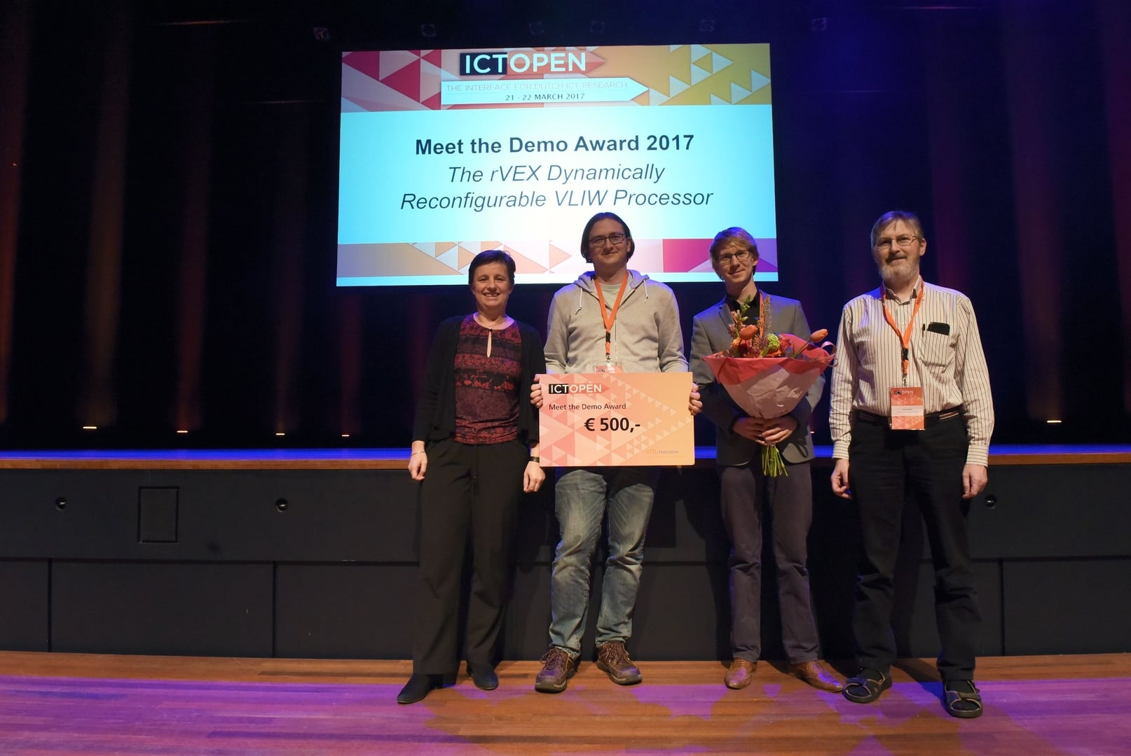 ict.open 2017 Meet the Demo award